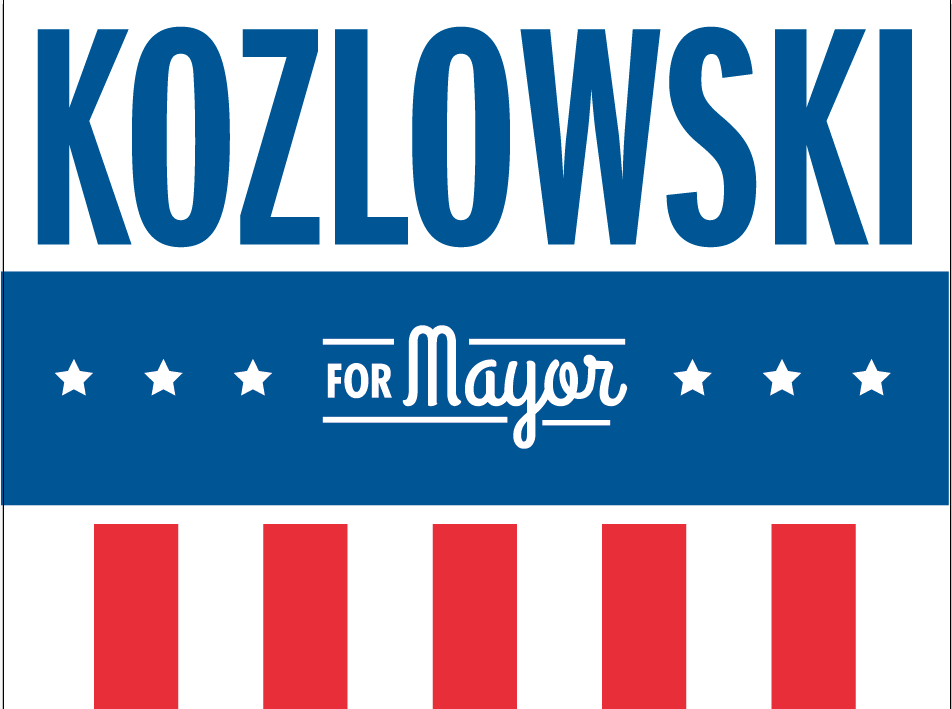 kozlowski for mayor